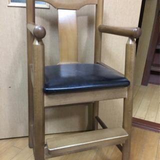 キッズチェア木製子供用椅子