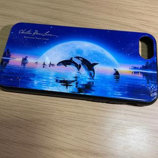 ラッセンiPhone8ケース