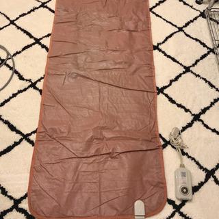 【韓国】ホットカーペット 1人が寝るサイズ
