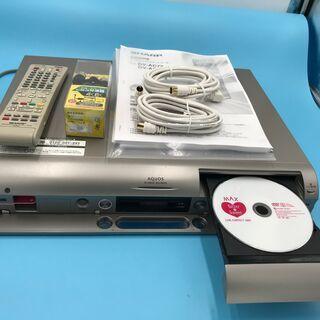 【稼働良品】DVDレコーダー SHARP 『基本送料無料』