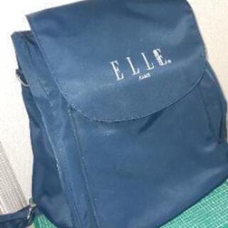 3way【 ELLE 】マザーバッグリュックショルダー エル