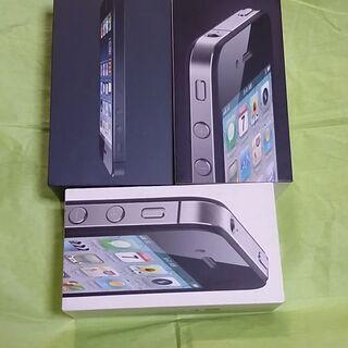 空箱 iPhone 4.4s. 5 *3月中処分予定*