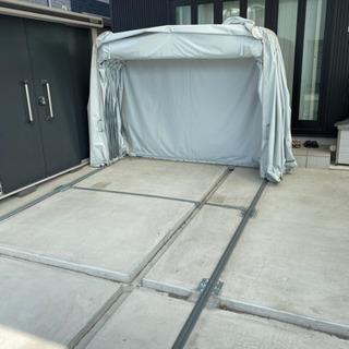 カーポート車庫