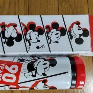 JALオリジナル ミッキーマウス 90周年デザイン ステンレスボ...
