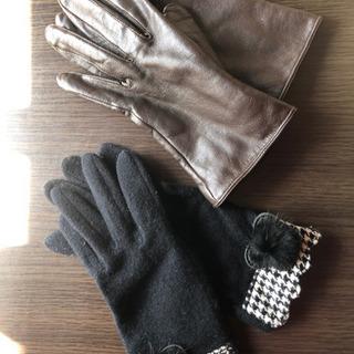 レディース手袋(キャパチ・アナスイ)