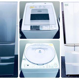 🌙高年式⚡😍家電セット販売😍✨送料無料😘💓設置無料🤭‼️ − 東京都