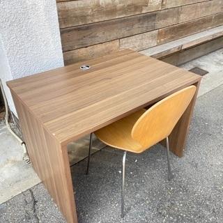事務テーブル&椅子セット