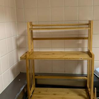 「お取引中」厨房のケースの画像