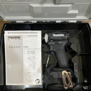 マキタ インパクトドライバー TD172D ブラック 新品未使用品!
