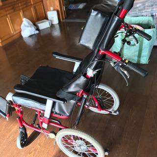 リクライニング車椅子 カワムラ KAWAMURA KPF16-40N - 家具