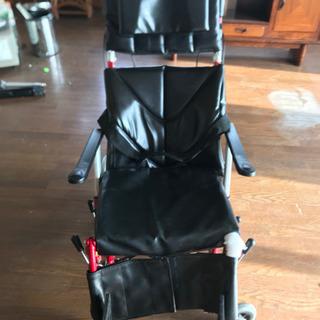 リクライニング車椅子 カワムラ KAWAMURA KPF16-40N - 北九州市