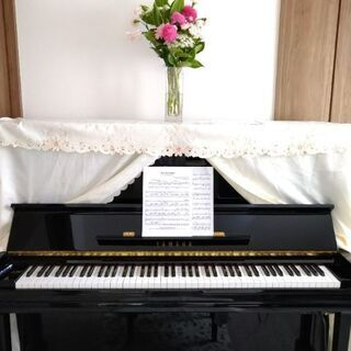 大人のピアノ生徒さん募集しています♪