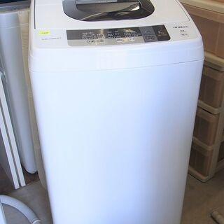 日立 全自動洗濯機 NW-5WR 2016 年
