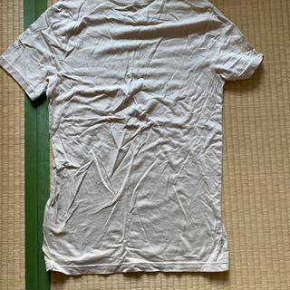 H&M Tシャツ ブラウン