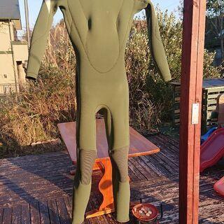 サーフィン 3mmジャージウエットスーツ