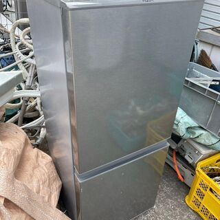 即決 2ドア冷蔵庫 126L 2ドア 中川区 2018年製…
