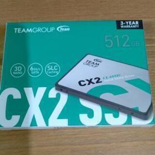 新品 SSD 512GB