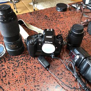 NikonのF4