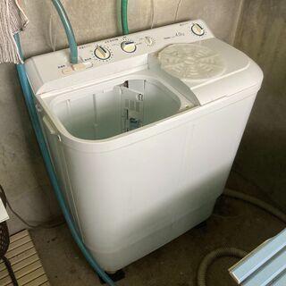 ☆無料☆Haier ハイアール 二槽式洗濯機 洗濯機 JW-W4...