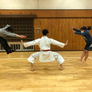 空手  藤和会 練習生募集!月曜19時~【横浜市金沢区】