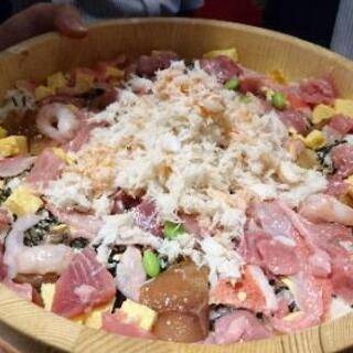スシパ開催!🍣豊洲直送の魚介を使用🐟 - 新宿区