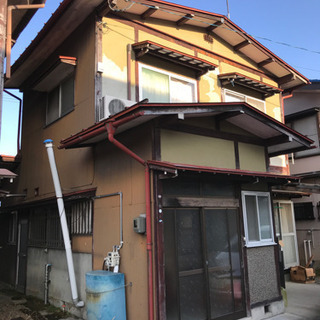 高山市内の中古住宅です