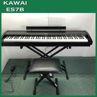 カワイ 電子ピアノ ES7B 2014年製