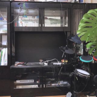 テレビ台×1 棚×2