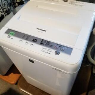 ☆パナソニック全自動洗濯機5kg2015年製b☆