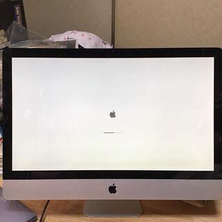 ※ジャンク iMac 本体のみ 起動後電源落ちします。 A…