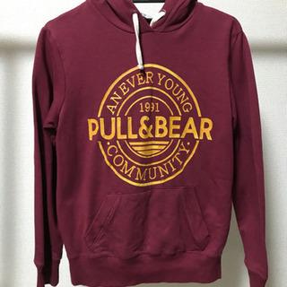 パーカーPULL&BEAR