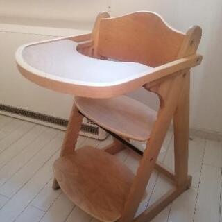 子供の食卓椅子