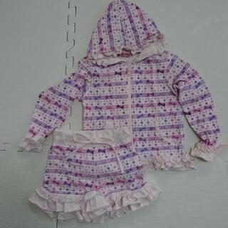 セパレート子供服 100