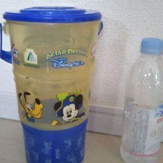 Disneysea♪3段階ポップコーンバケツ♪