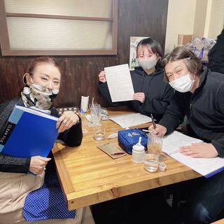 カフェ英会話中級 明日3/17(水) 14:00〜