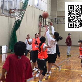 岐阜市ミニバスケットボール教室