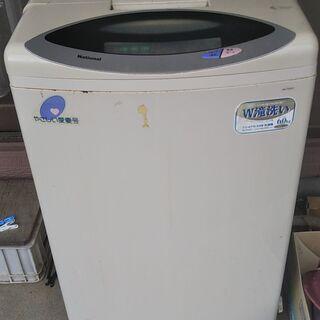 ナショナル製 6.0Kg全自動洗濯機