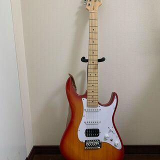 値引きしました。エレキギター