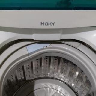 【先約済み】2017年製 Haier 洗濯機
