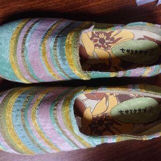 セサミクラブ 靴 21cm
