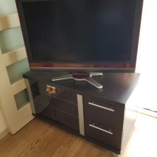 テレビ テレビ台の画像