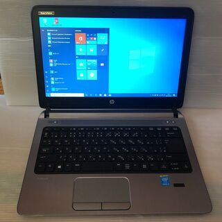 ✅ 【美品、高速SSD、i5、オフィス、カメラ、1.5Kg】HP...
