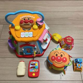 アンパンマン よくばりボックス まとめ売り 幼児用おもちゃ…