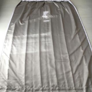 ニトリ ドレープ カーテン 2枚組 裏地付き 遮光2級 遮熱 - 家具