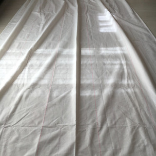 ニトリ レースカーテン 2枚組 遮熱 ミラー 花粉キャッチ 抗アレル物質 - 千葉市