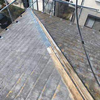 ⚠️屋根補修・塗装・漆喰工事お安く‼️