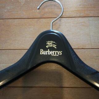 【売ります】Burberry バーバリー非売品ハンガー
