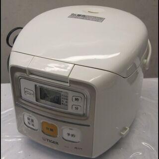 新生活!3520円 タイガー 3合炊き マイコンジャー炊飯器 2...