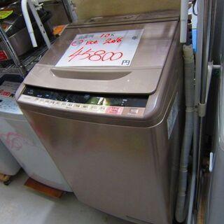 大容量洗濯機10キロ<設置、配達込み>ジモティー限定売り値引きセ...