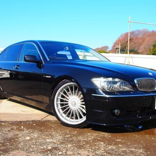 H17年BMW ALPINAアルピナブラック極上車検令和5年1月...